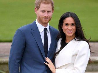 Стала известна причина отречения от короны принца Гарри и Меган Маркл