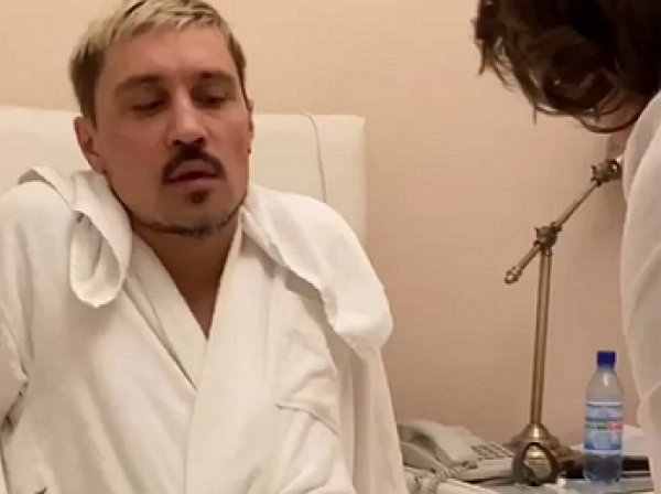 """""""Ты без трусов что-ли?"""": полуголый Билан шокировал Сеть предоперационным видео"""