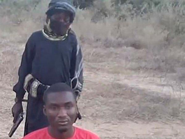 8-летний мальчик из ИГ казнил нигерийца на камеру