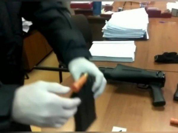 Опубликовано видео с места стрельбы в суде Новокузнецка