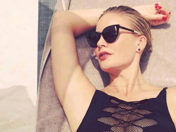 """""""Сорвалась"""": располневшая Лена Летучая показала грудь крупным планом"""