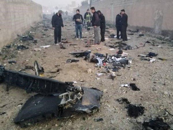 Крушение украинского Boeing в Иране: все 177 человек погибли