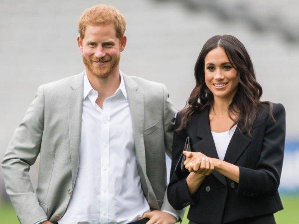 Принц Гарри и Меган Маркл сложили королевские полномочия