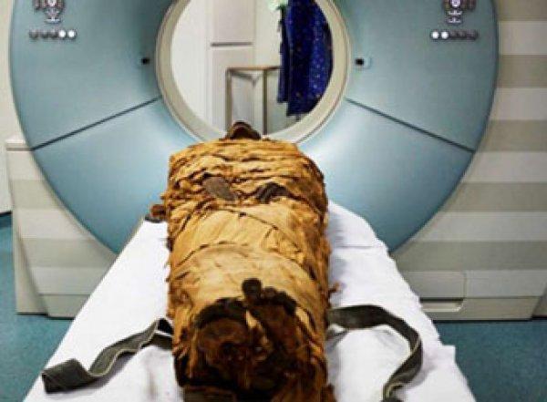 Ученые смогли восстановить голос 3000-летней мумии (ВИДЕО)