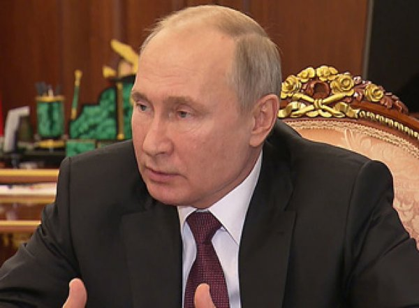 Путин назвал задачи по борьбе с коронавирусом