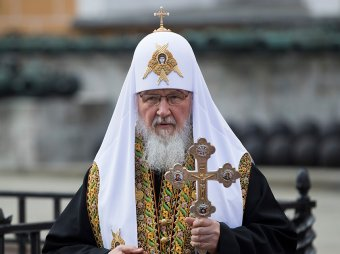 СМИ: патриарха Кирилла заподозрили в связях с бизнесменом Евгением Пригожиным