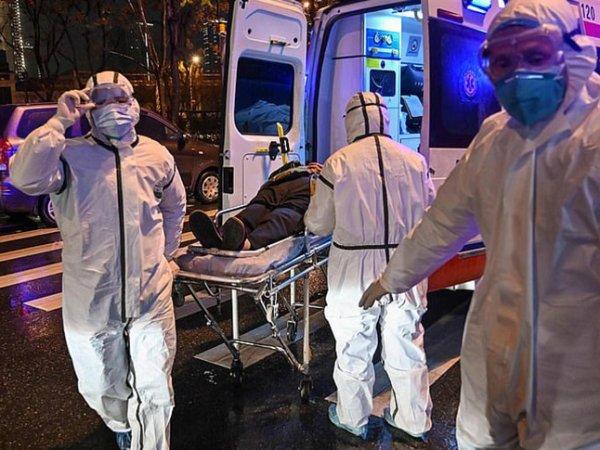 Жертвами нового коронавируса в Китае стали уже 80 человек