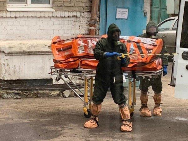 Видео госпитализации пациентов с подозрением на коронавирус в Воронеже появилось в Сети