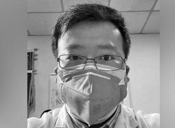В Китае умер врач, первым сообщивший о коронавирусе