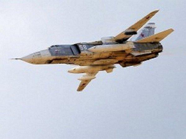 Турция и боевики обстреляли российские Су-24 в Сирии из ПЗРК