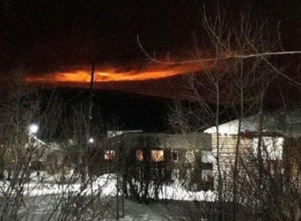 В Пермской области прогремел ужасный взрыв (ВИДЕО)