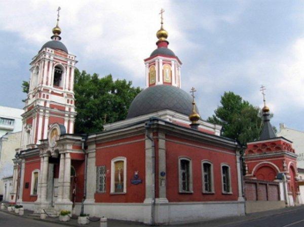 Мужчина с ножом напал на прихожан Храма Святителя Николая в Москве: двое раненых
