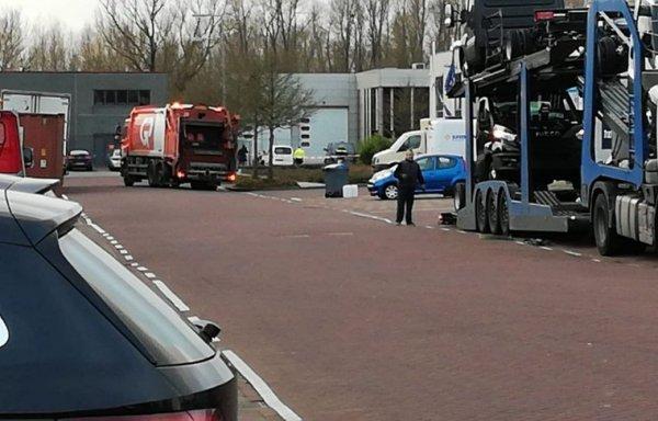 В Нидерландах в двух почтовых отделениях прогремели взрывы