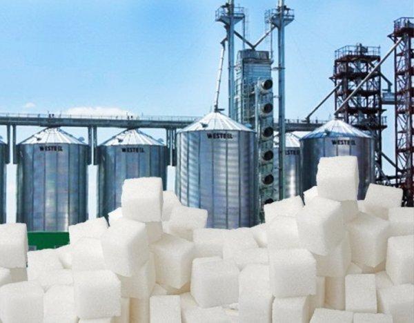 В России закрываются три сахарных завода