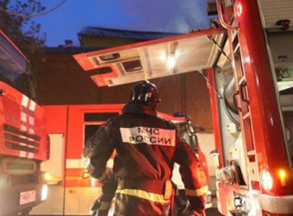 На пожаре в Кемеровской области погибли бабушка и трое детей