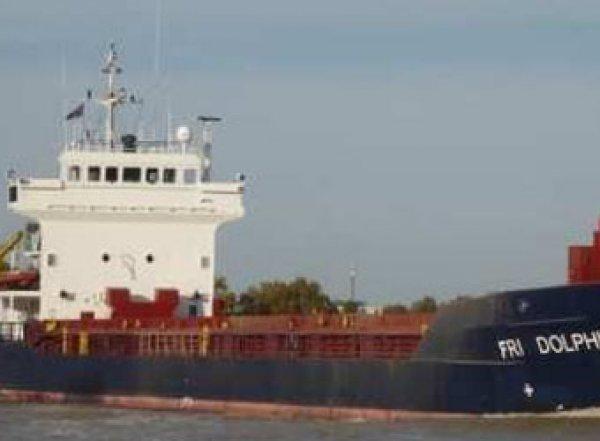 Во Франции судно с химикатами убило русского моряка