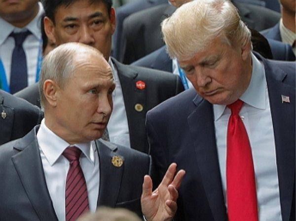 Трамп выдвинул требование Путину