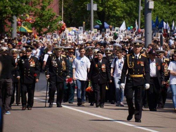 Украина отказалась праздновать День Победы