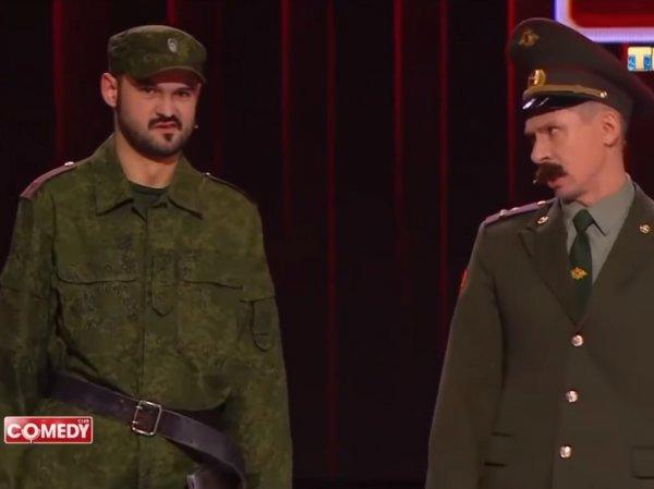 """""""СОСИ Вафлекс"""": резиденты Comedy Club жестко унизили Тимати и Гуфа (ВИДЕО)"""