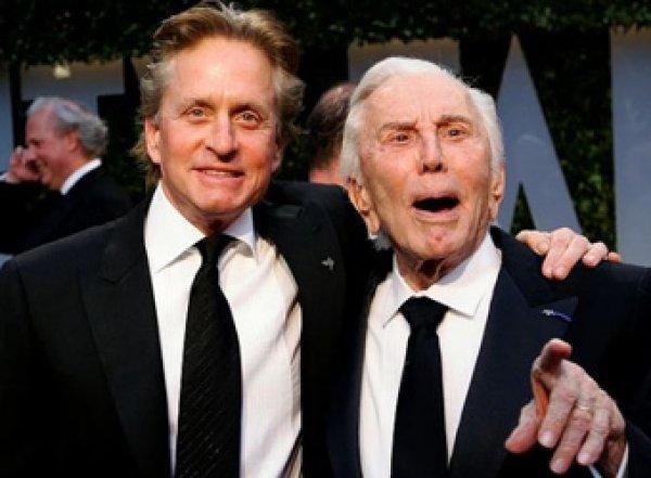 Звезда Голливуда, актер Кирк Дуглас умер в возрасте 103 лет