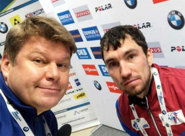 Фото обыска у Логинова появилось в Сети: биатлонист в трусах давал показания - полиция искала допинг