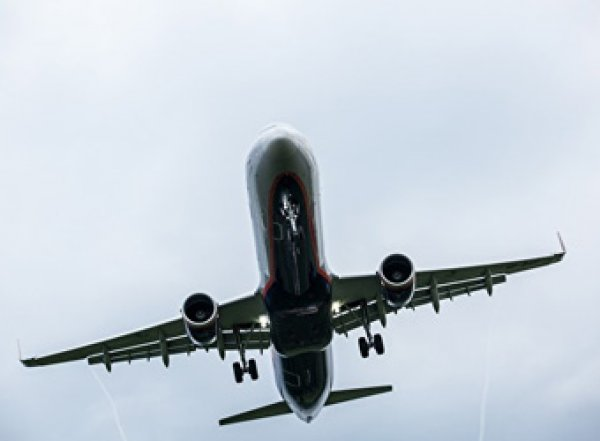 Над Сирией едва не сбили самолет с 172 пассажирами