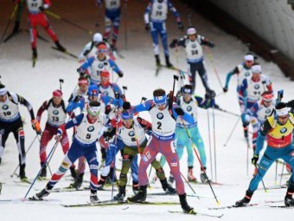 Биатлон, масс-старт, мужчины: онлайн трансляция 23.02.2020, где смотреть Чемпионат мира (ВИДЕО)