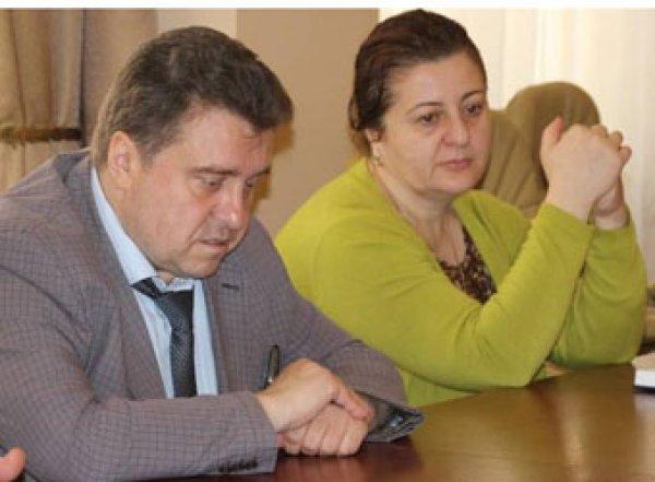В Южной Осетии погибли российский советник с женой