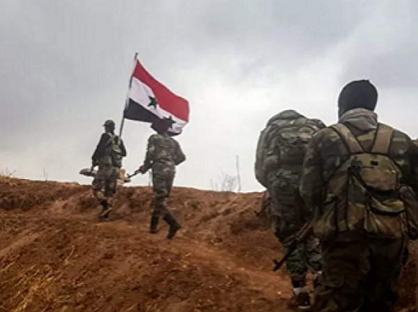 В Турции заявили о нейтрализации 76 сирийских военных