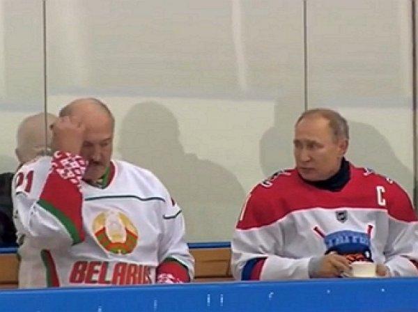 Видео расчесывание Лукашенко после матча с Путиным стало хитом в Сети