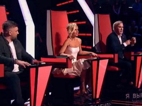 """На шоу """"Голос. Дети"""" Путин заставил Полину Гагарину в шоке встать с кресла (ВИДЕО)"""