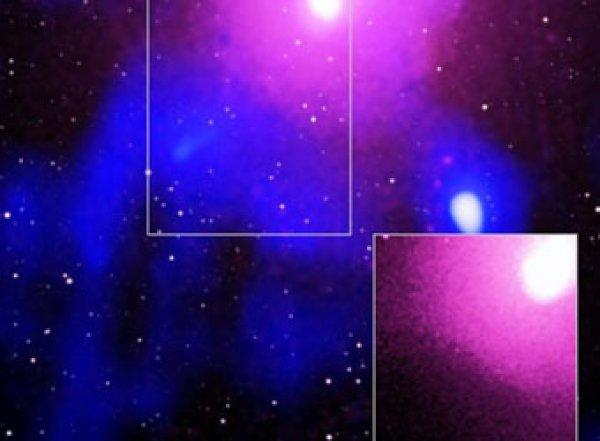 Зафиксирован мощнейший взрыв во Вселенной со времен Большого Взрыва