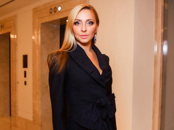 Татьяна Навка потрясла фанатов в позе полумесяца