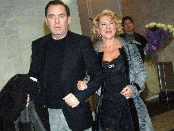 Успенская разводится с мужем Александром Плаксиным после скандала с дочерью