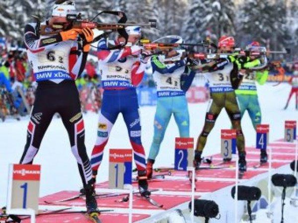 Биатлон, спринт, мужчины: онлайн-трансляция 15.02.2020, где смотреть Чемпионат мира (ВИДЕО)