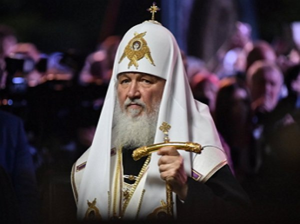 Патриарх Кирилл предложил вписать Бога в Конституцию России