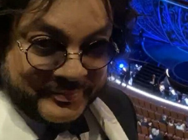 """Леонардо Ди Каприо отказался фотографироваться с Киркоровым на """"Оскаре"""""""