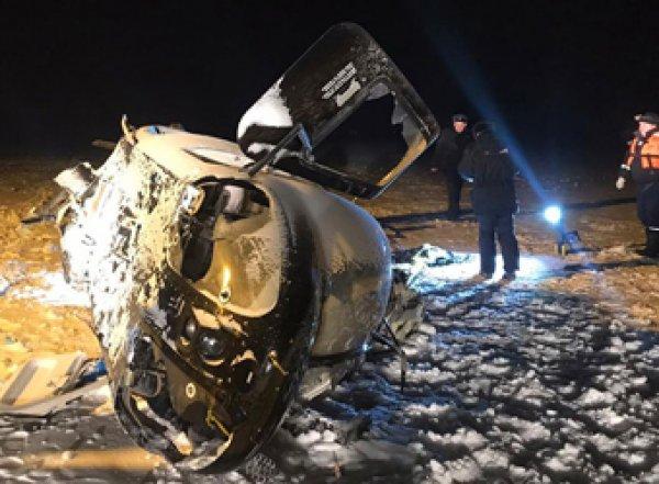 Спасшиеся в катастрофе с депутатом Хайруллиным рассказали о трагедии