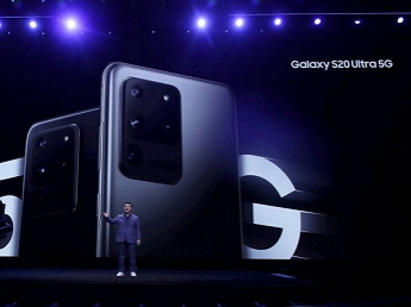 Samsung Galaxy S20, S20+ и S20 Ultra: презентация флагманов Samsung  прошла в США (ФОТО, ВИДЕО)