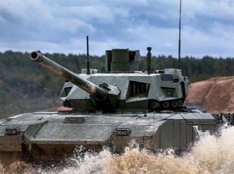 В США показали уничтожение танков Армата на видео
