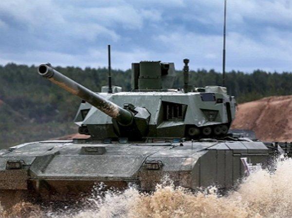 """В США показали уничтожение танков """"Армата"""" на видео"""