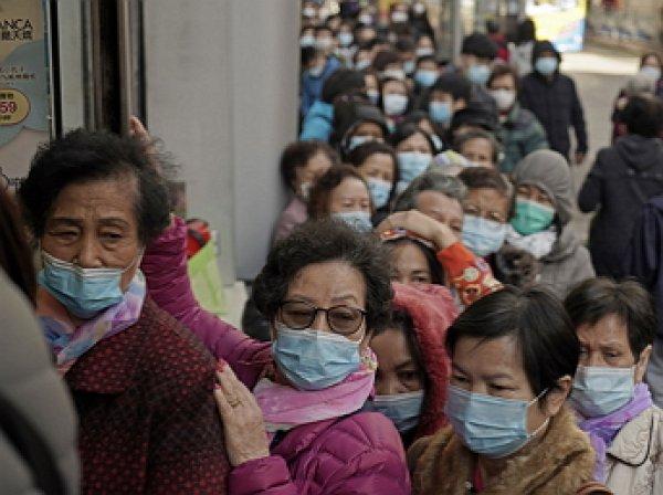 Китайские ученые выяснили, как коронавирус попал на рынок в Ухане
