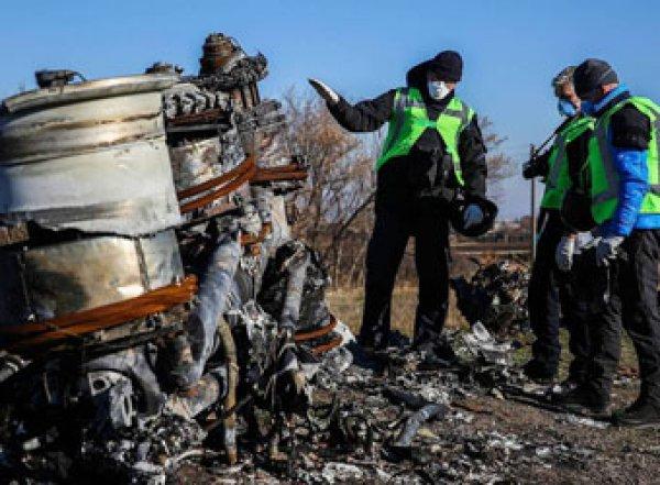 СМИ: в районе крушения MH17 не было ни одного «Бука»