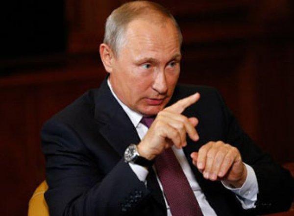"""""""Бабки-то где?"""": Путин озвучил причины русофобии на Украине (ВИДЕО)"""