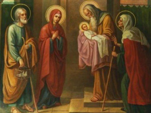 Какой сегодня праздник: 15 февраля 2020 года отмечается Сретение Господне