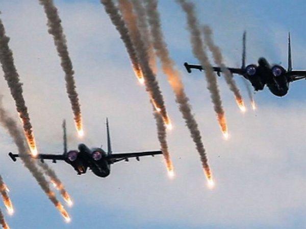 Россия нанесла удар по прорвавшимся боевикам в Идлибе