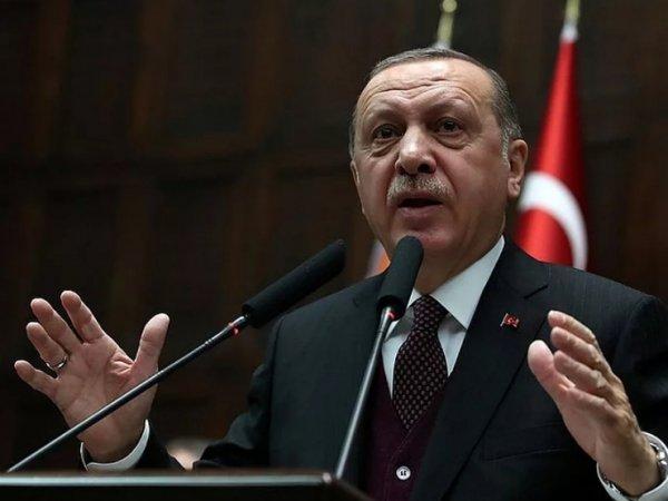 Эрдоган обвинил РФ в гибели мирных жителей в Идлибе