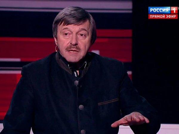 Эксперты сцепились в прямом эфире у Соловьёва