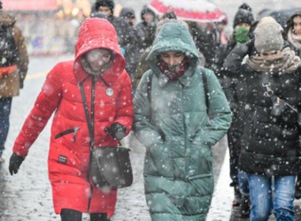 Гидрометцентр: россиян ждут погодные «качели»