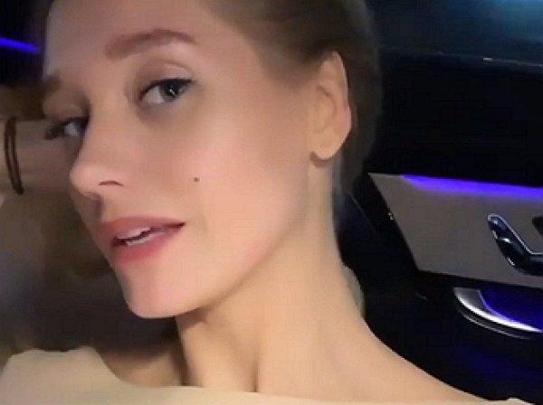 """""""Игра на грани"""": в Сети появилось видео страстного поцелуя Асмус с партнером по сцене"""
